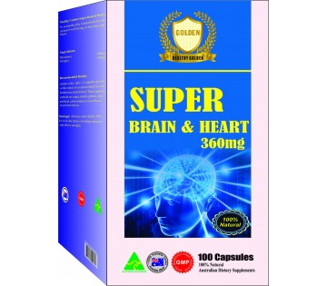 Super Brain and Heart 100v