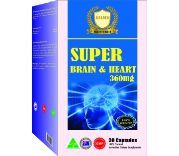 Super Brain and Heart 30v