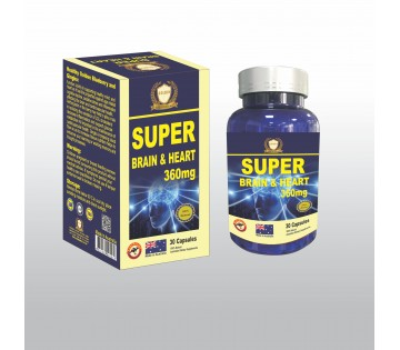 Super Brain and Heart 30s