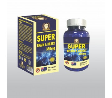 Super Brain and Heart 100s