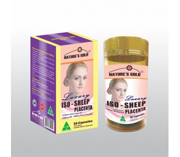 ISO Sheep Placenta 18000mg - 30s
