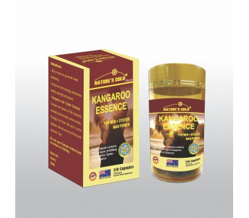 Kangaroo Essence For Men+OYSTER MAN POWER 110s
