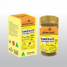 Omega3 For Kids DHA ERP VitaminD3 - 125s