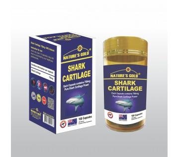 Shark Cartilage 750mg-160s